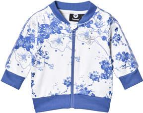 Hummel Floral Print Alva Bomber Jacket