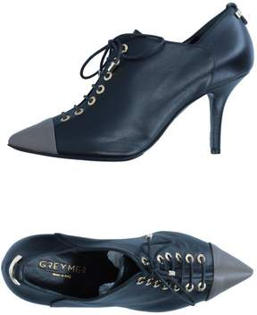 Grey Mer Lace-up shoes