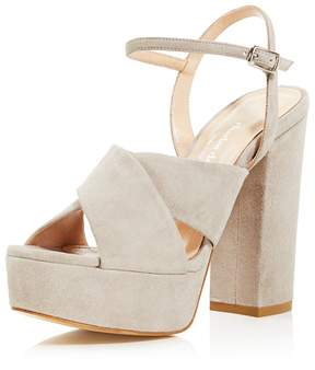 Charles David Rima Platform High Heel Sandals