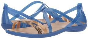 Crocs Isabella Graphic Strappy Sandal Women's Shoes