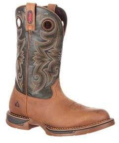 Rocky Men's 14 Long Range Waterproof Western Boot.
