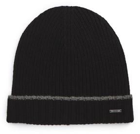 BOSS Fati Wool Beanie - Black