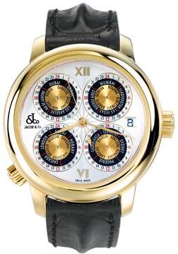 Jacob & co GMT World Time Automatic GMT1YG