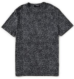 Murano Slim-Fit Printed Short-Sleeve Tee