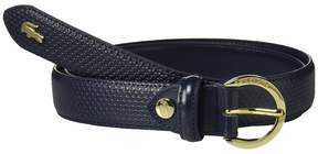 Lacoste Chantaco Leather Belt Women's Belts