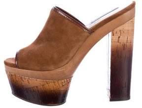 Rachel Zoe Platform Slide Sandals