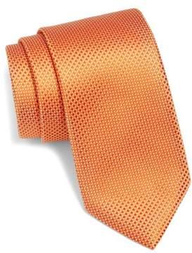 John W. Nordstrom Men's Woven Silk Tie