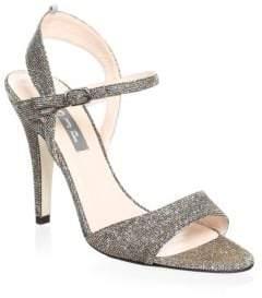Sarah Jessica Parker Ramsey Glitter Sandals