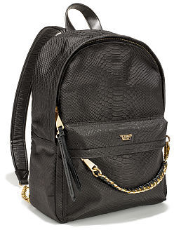 Victoria's Secret Victorias Secret Python City Backpack