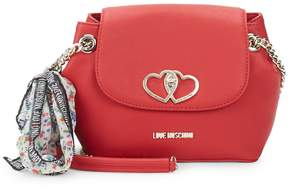 Love Moschino Women's Heart Crossbody Bag