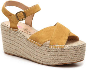 Penny Loves Kenny Women's Friend Wedge Sandal