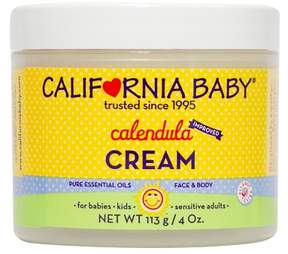 California Baby Calendula Cream - 4 oz.