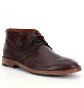Frye Men s Mark Leather Chukka Boot