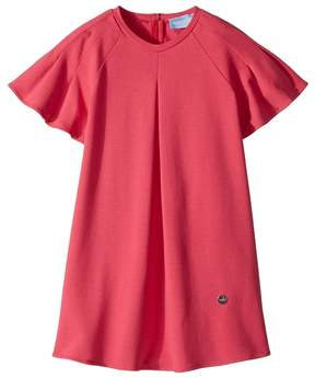 Lanvin Kids Jersey Flare Dress Girl's Dress