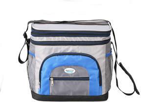 Asstd National Brand Brentwood Cooler Bag 6 Can w/ Hard Plastic Ice Bucket