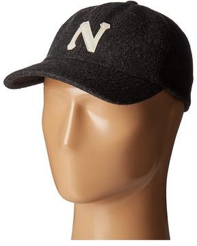 Nixon Prep Wool Strapback Hat Baseball Caps
