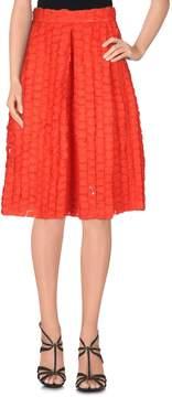 Douuod Knee length skirts