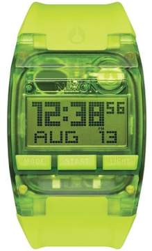 Nixon Unisex The Comp Chronograph Watch A408-2044-00