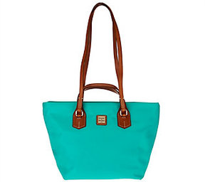 Dooney & Bourke As Is Windham Nylon Leighton Tote Bag - ONE COLOR - STYLE