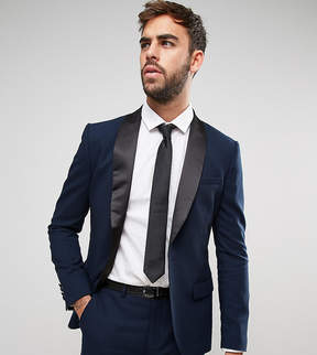 ONLY & SONS Super Skinny Tuxedo Suit Jacket