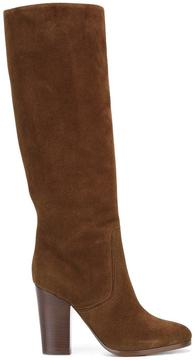 Ralph Lauren knee length boots