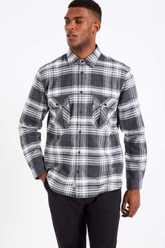 Jack Wills Dundry Wool Rich Flannel Check Shirt