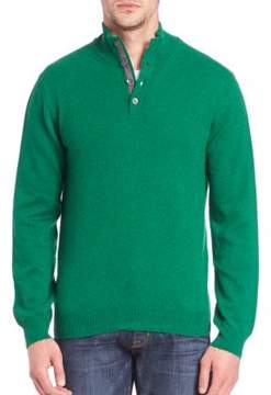 Saks Fifth Avenue COLLECTION Turtleneck Cashmere Sweater