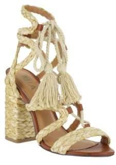 Mia Gigi Block Heel Sandals