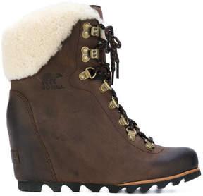 Sorel Conquest Wedge boot