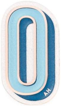 Anya Hindmarch 'O' sticker