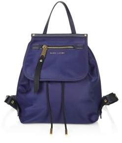Marc Jacobs Trooper Backpack - MIDNIGHT BLUE - STYLE