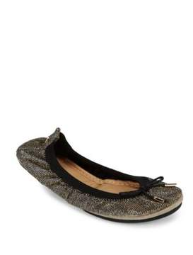 Yosi Samra Dress Foldable Flats