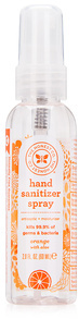 The Honest Company Hand Sanitizer Spray - Orange