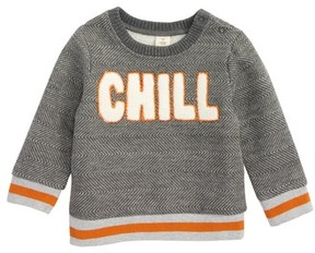 Tucker + Tate Infant Boy's Chill Fleece Sweatshirt