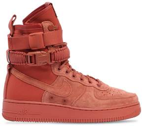 Nike Air Force 1 Special Field Suede Sneakers