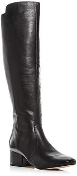 Marc Fisher Women's Tawn Leather Tall Boots