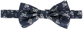 Canali floral bow tie