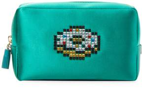 Anya Hindmarch Women's Doughnut Make Up Pouch