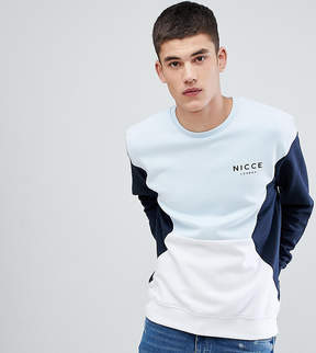 Nicce London tall retro sweatshirt exclusive to asos