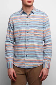 Faherty Reversible Belmar Button Down Shirt