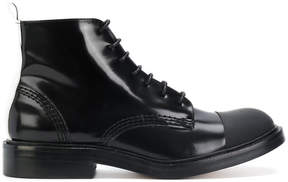 Joseph toe detail boots