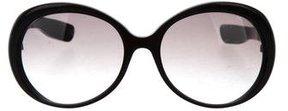 Bottega Veneta Tinted Oversize Sunglasses