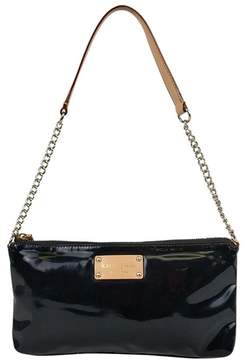 Kate Spade Black Patent Leather Purse - BLACK - STYLE