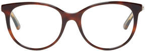 Christian Dior Tortoiseshell Montaigne 16 Glasses