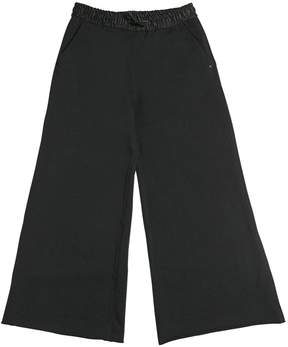 Diesel Flared Cotton Sweatpants