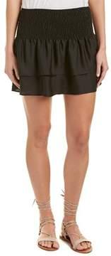 Eight Sixty Ruffle Skirt.