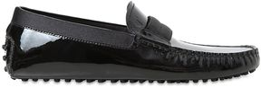 Tod's Gommino Patent Leather Driving Shoes
