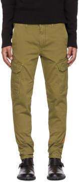 Belstaff Tan Thorney Cargo Pants