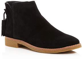 Kate Spade Bellville Too Suede Booties - 100% Exclusive