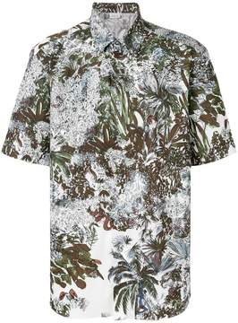 Brioni printed shirt
